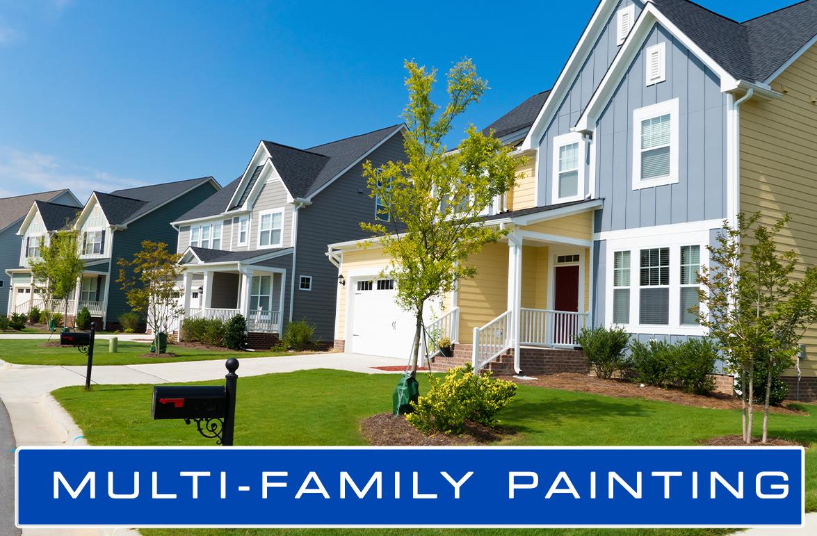 multi-family painting